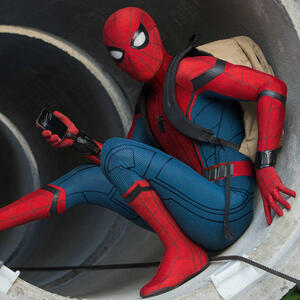 "Proiezione di ""Spiderman Homecoming"""