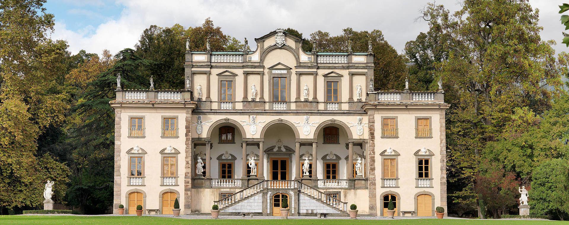 Resultado de imagen para Museo de Villa Mansi